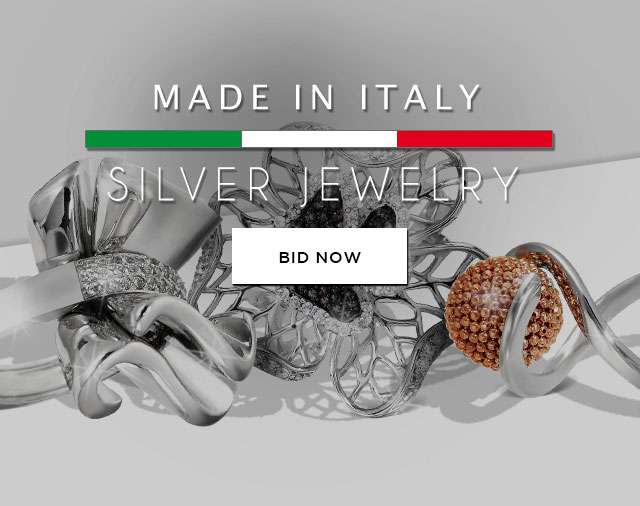 Made in Italy SILVER JEWELRY
