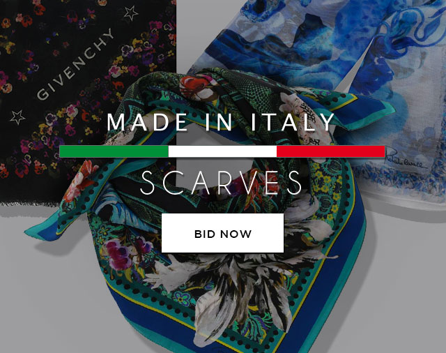 Made in Italy SCARVES