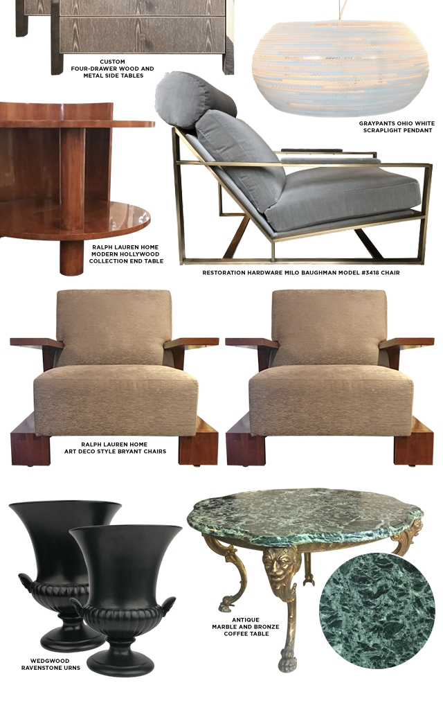 Viyet: NEW: Vitra, Eames, Holly Hunt, Ralph Lauren Home, and more ...
