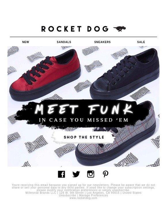 9fe07fdac8e8 Rocket Dog Brands  Go Old School!