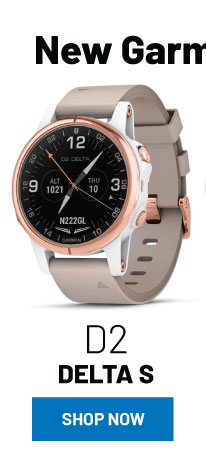 Garmin D2 Delta S Watch in White/Rose Gold (White Band 42mm )