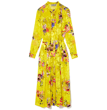 Preen By Thornton Bregazzi Lupin Dress $1,558