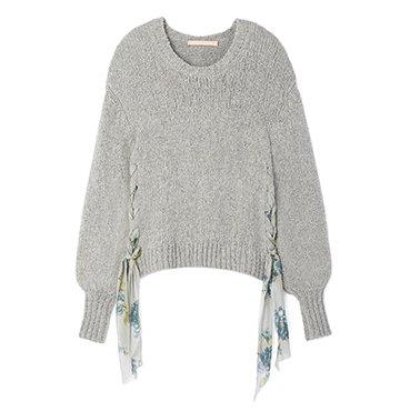 Kimba Braided Knit