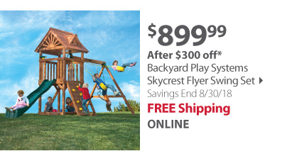 Backyard Play Systems