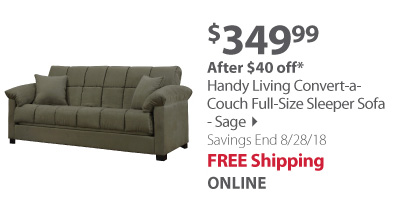 Handy Living Convert a Couch
