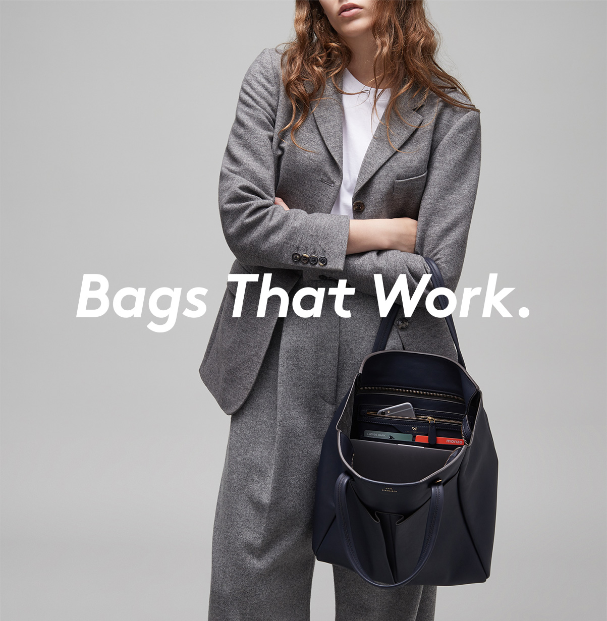Bags that work launch AW18