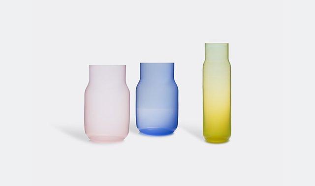 'Bandaska' vases by Dechem