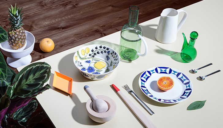 Put a spin on the summer season with our appetisingalfresco accoutrements