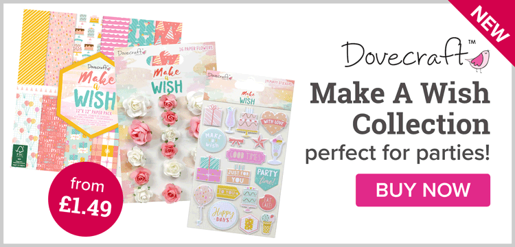 NEW Dovecraft Make a Wish Collection