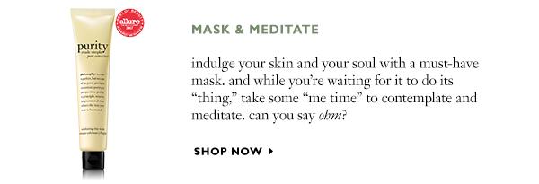 Mask & Meditate