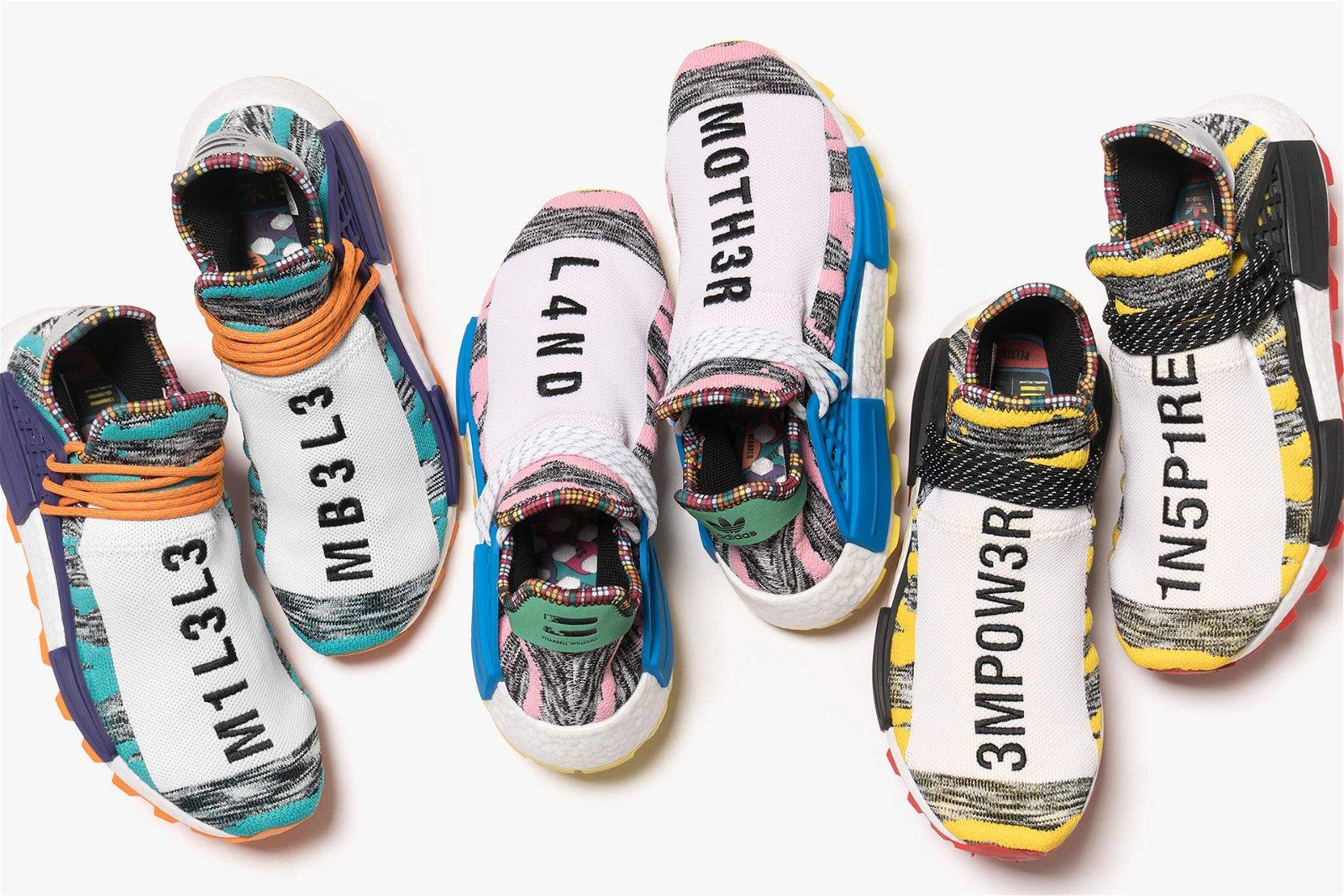 adidas Consortium x Pharrell Williams