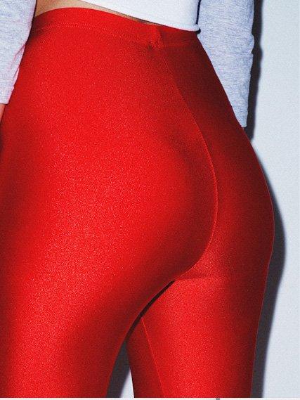 Nylon Tricot Leggings