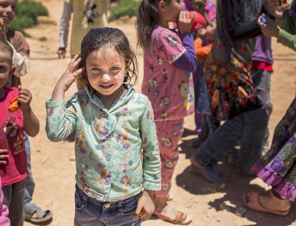 Good Samaritan: A Humanitarian Finds Purpose Helping Refugees