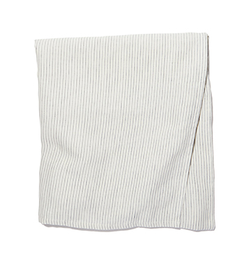 The Beach People French Linen Table Cloth $85