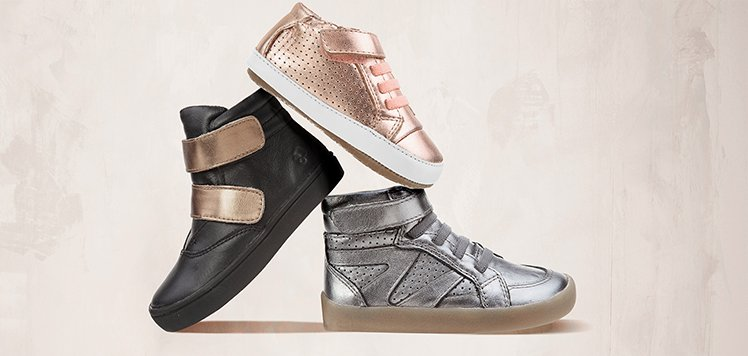 Playground-Approved Shoes With Old Soles