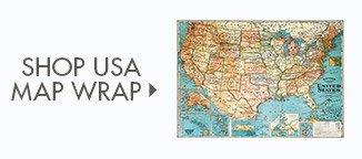 Shop USA Map Flat Wrap!