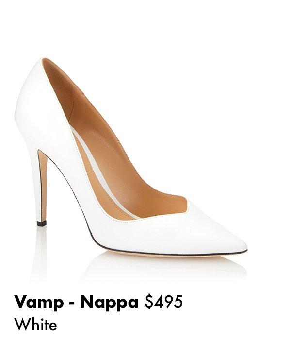Vamp - Nappa White
