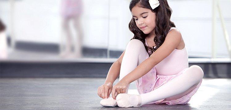 Kids Dancewear With Capezio
