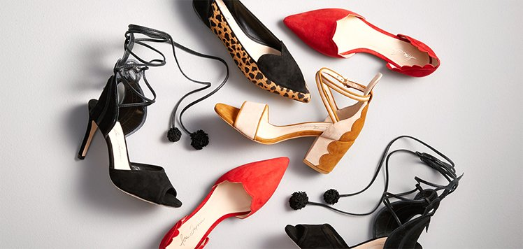 Designer Day & Evening Shoes