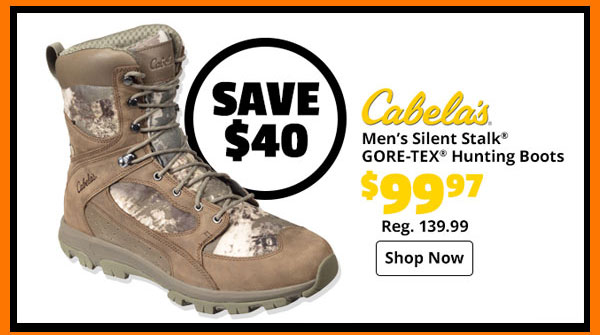 Cabela's          GORE-TEX Hunting Boots