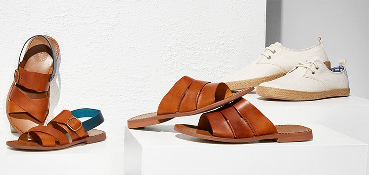 End-of-Summer Shoes, Sandals & More