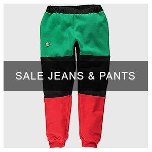 SALE JEANS & PANTS