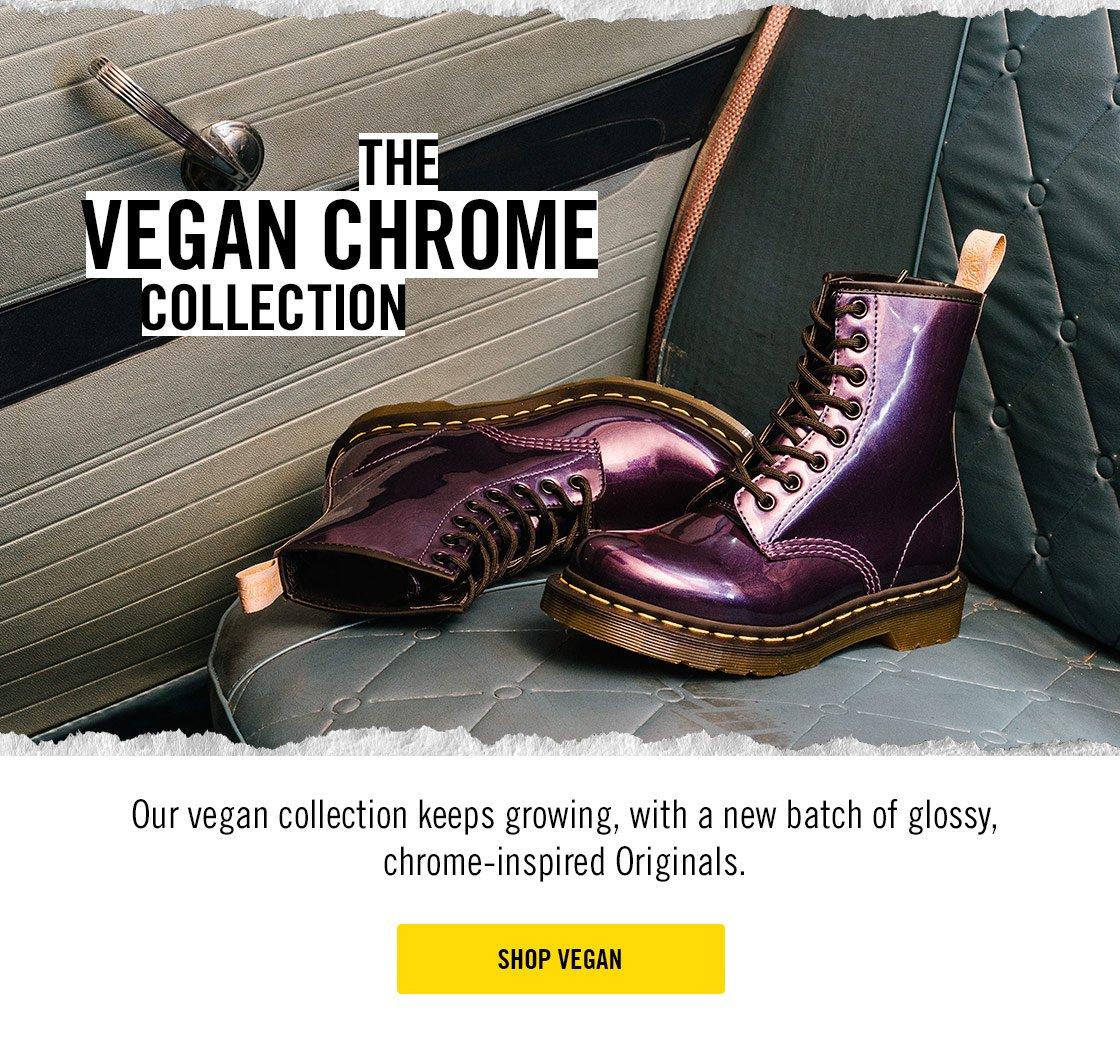 vegan chrome