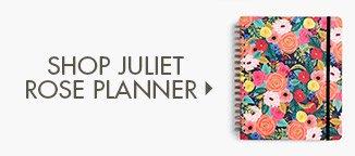 Shop Juliet Rose Planner