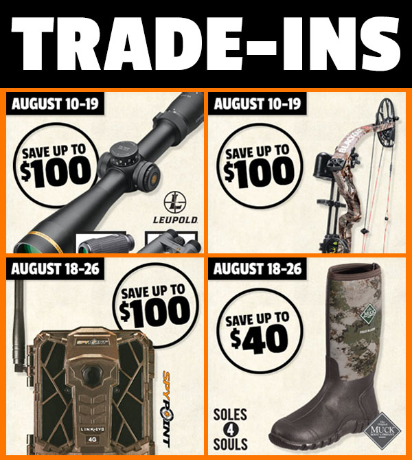 Fall  Hunting Classic Trade Ins
