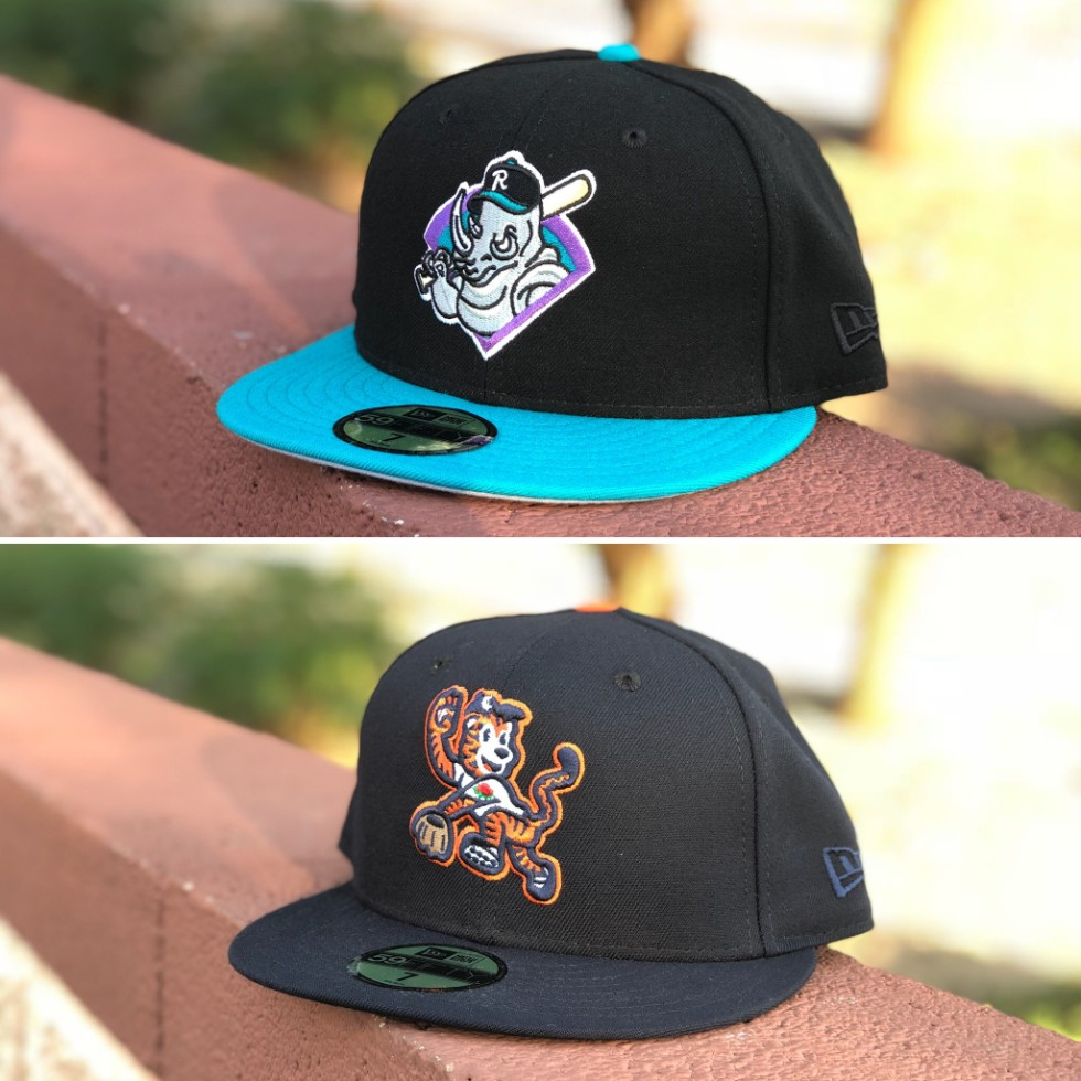 3479ee422ae The River City Rumblers was only an organization for one season in 1995  today we release their former on-field cap. The Connecticut Tigers are a  fan ...