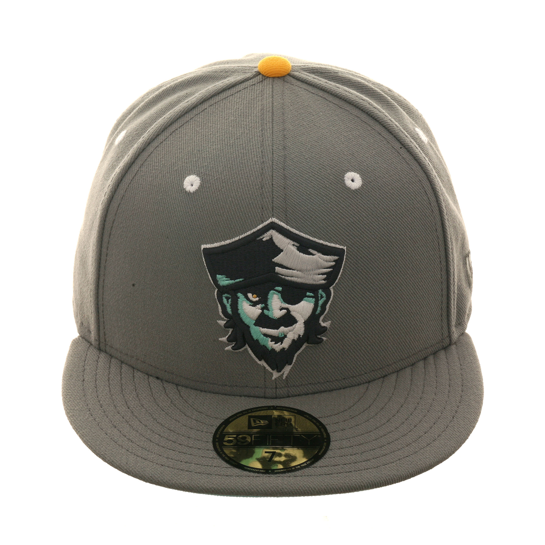 3b6b07a7def New Era 59Fifty Thrill SF Smugglers Fitted Hat - Gray
