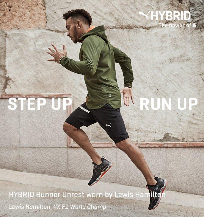 Puma Hybrid Runner Unrest at Sports Direct USA