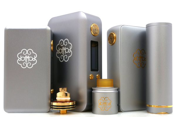 eCig-City Online: The World's Smallest Squonker Has Arrived