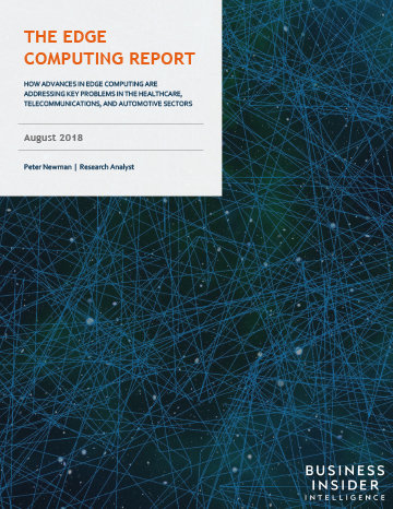 The Edge Computing Report