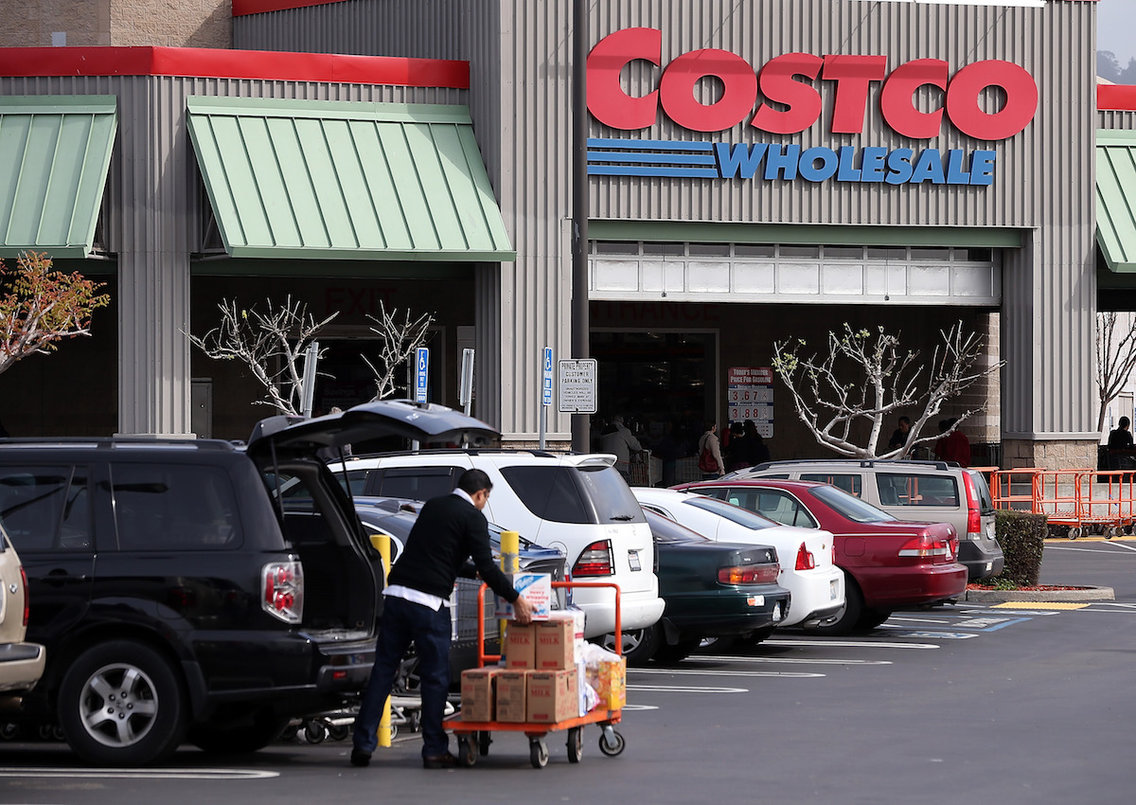 Costco just added contactless card compatibility