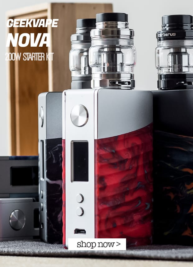 VaporDNA com: VaporDNA End of Summer Clearance is on! Up to