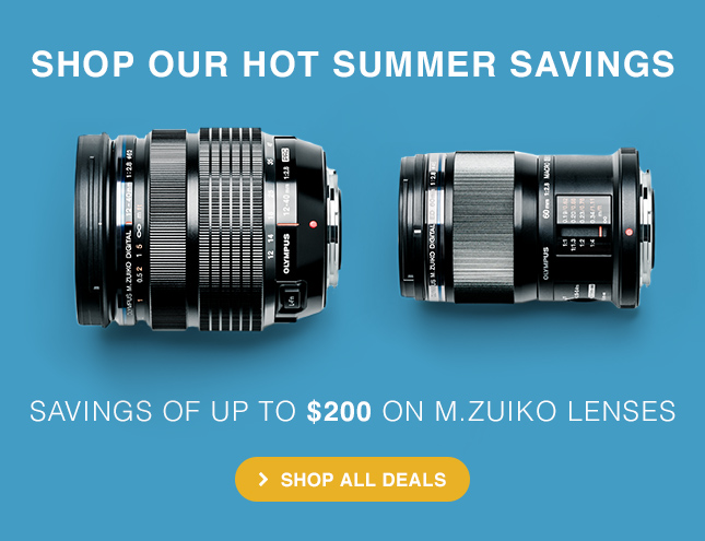 SHOP OUR HOT SUMMER SAVINGS - SAVINGS OF UP TO $200 ON LENSES