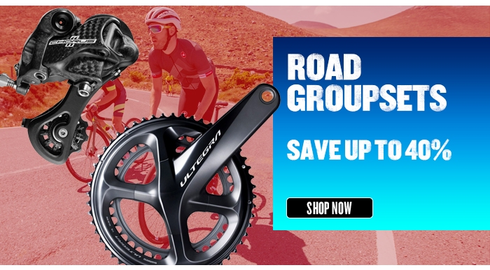 Road groupsets
