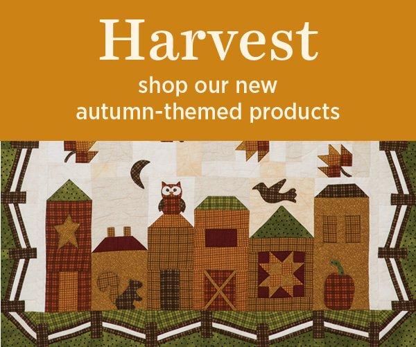 Shop autumn products