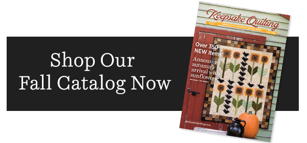 Shop our Fall 2018 catalog