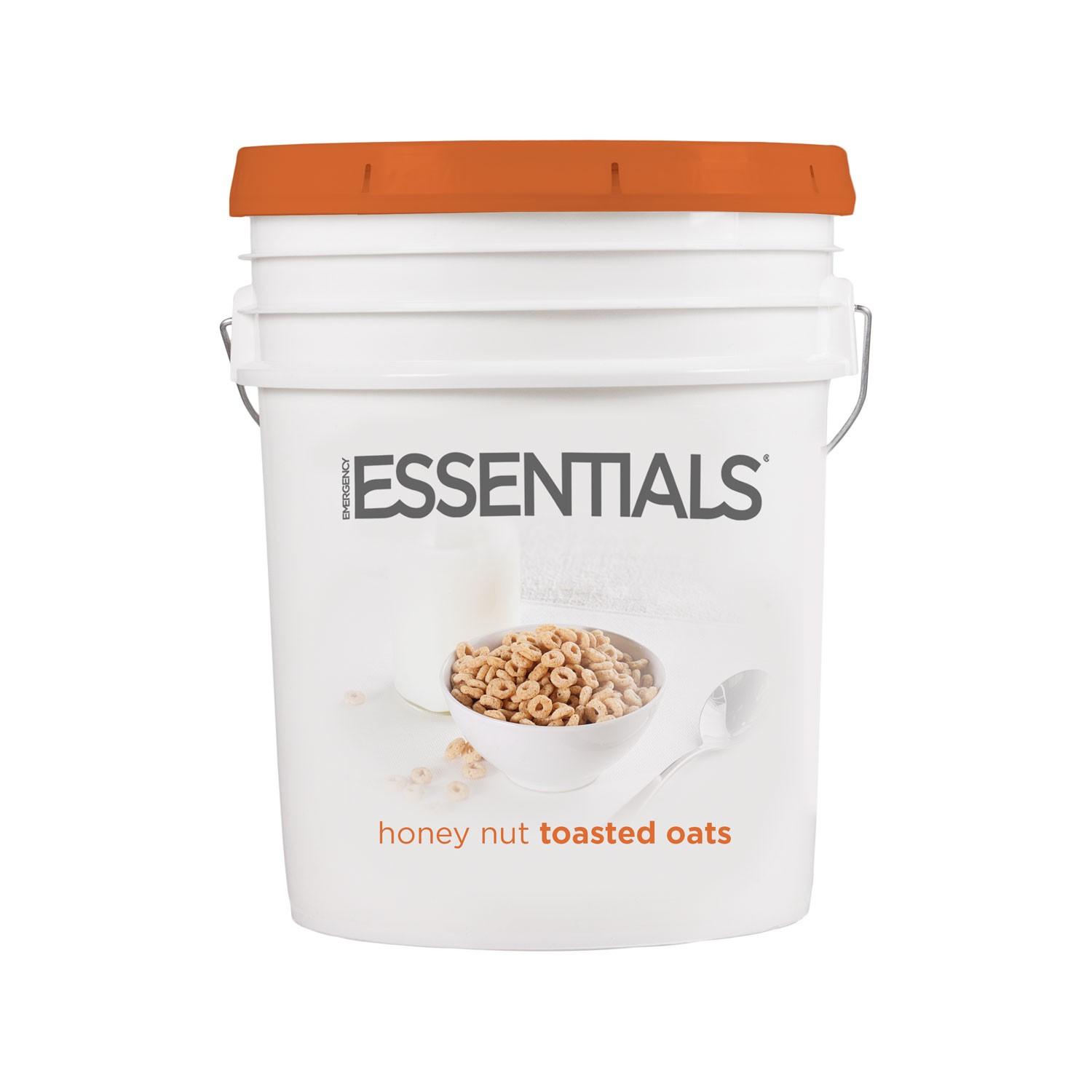 SuperPail Honey Toasted Oats