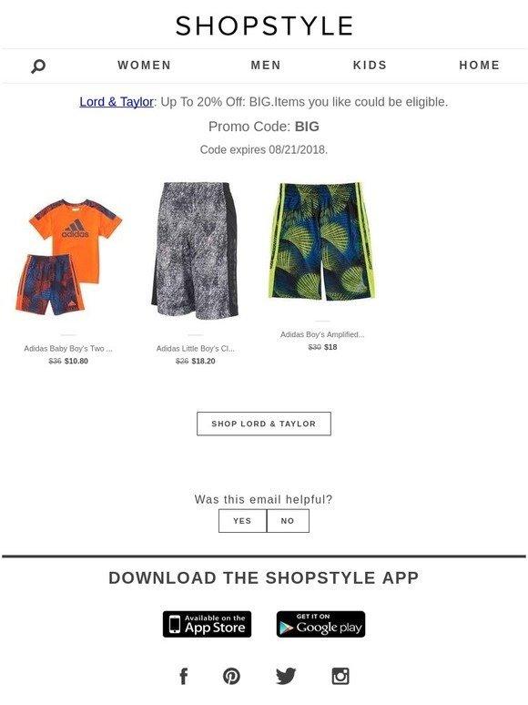 73b1d9e0 ShopStyle: Sale Alert: Adidas   Milled