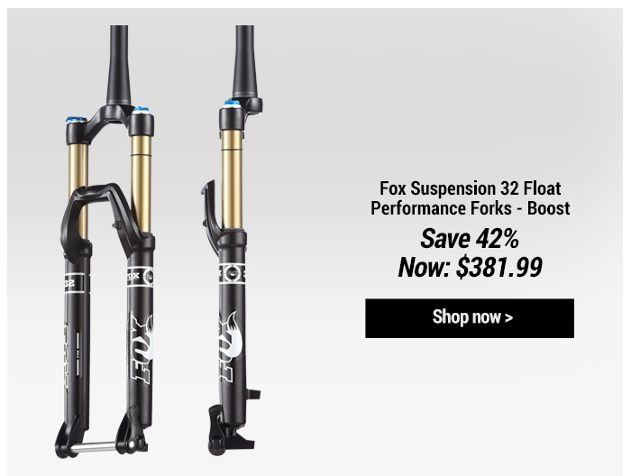 Fox Suspension 32 Float Performance Forks - Boost