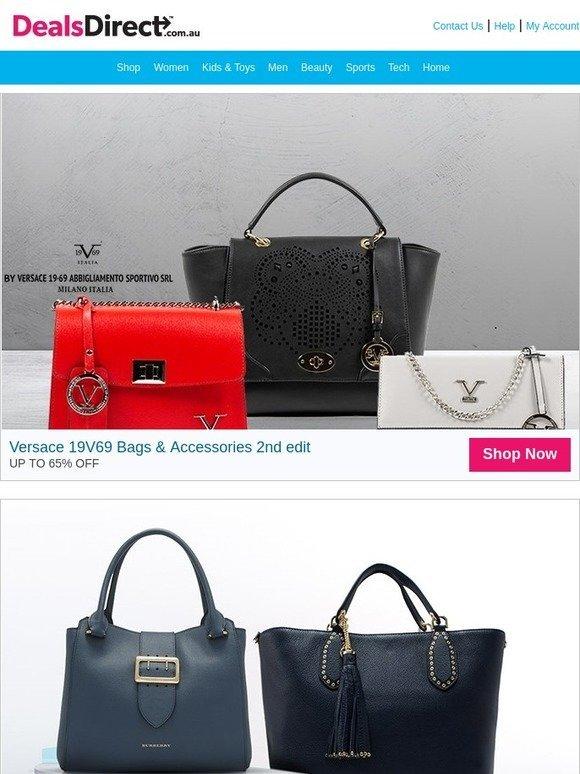 DealsDirect  Versace 19V69 Bags  85cb27be04ae5