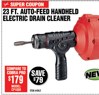 Bauer Corded Impact Wrench