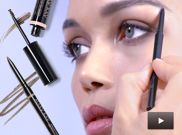 86c5cae4b23 Mary Kay : Have you heard about the brow breakthrough? | Milled
