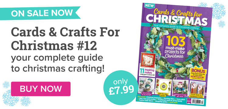 Cards & Crafts for Christmas on-sale now!