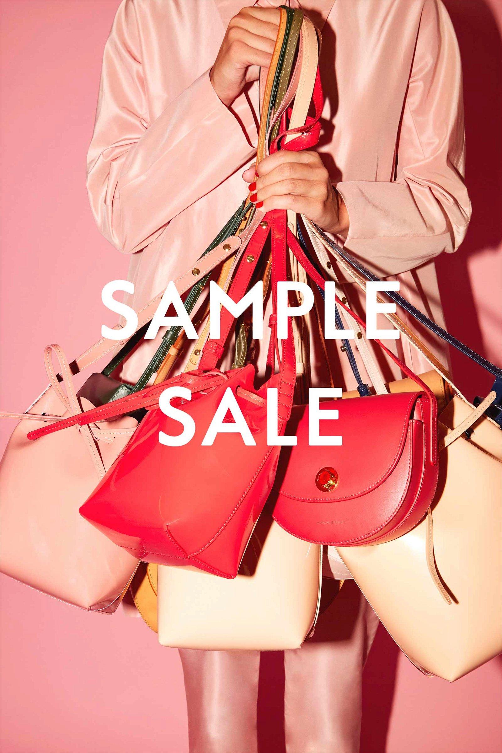 Mansur Gavriel Mg Los Angeles Sample Sale Starts Now Milled