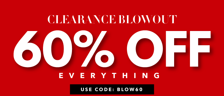 Shop New Fall Styles 60% off!