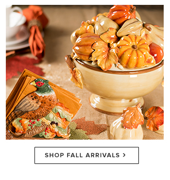 Shop Fall Arrivals